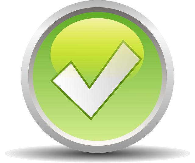 validation du développement d'un site web